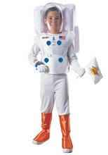 Picture of Astronaut Child Costume