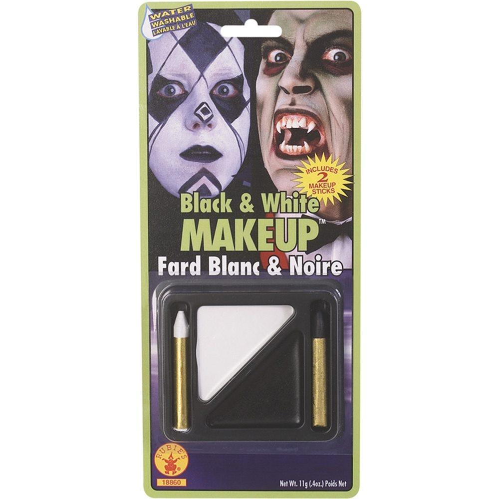 Picture of Black and White Makeup Kit