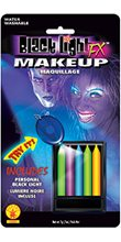 Picture of 5 Color Black Light Liner Set