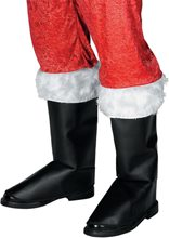 Picture of Deluxe Santa Boot Tops