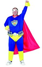 Picture of Beer Man Adult Mens Plus Size Costume