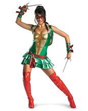 Picture of TMNT Raphael Sassy Adult Costume