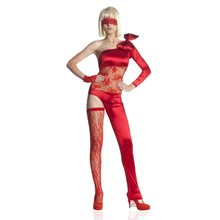 Picture of Fiery Popstar Adult Costume