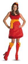 Picture of Elmo Sassy Adult Costume