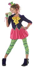 Picture of Mad Hatter Tween Costume