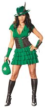 Picture of Robyn Da Hood Adult Womens Costume