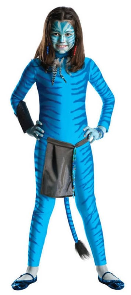 Picture of Avatar Neytiri Eco Child Costume