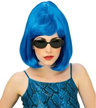 Picture of Blue Starlet Wig