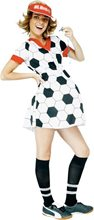 Picture of Pregnant Soccer Mom Adult Costume