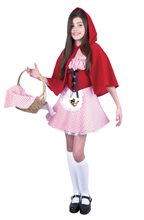 Picture of Little Red Riding Hood Child Costume