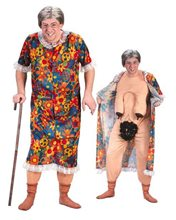 Picture of Groping Granny Adult Costume