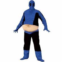 Picture of Fat Spider Hero Adult Costume