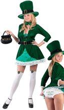 Picture of Luscious Leprechaun Adult Costume