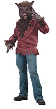 Picture of Werewolf Adult Costume