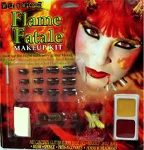 Picture of Flame Devil Makeup Kit