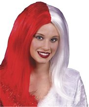 Picture of Naughty and Nice Adult Wig