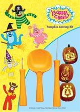 Picture of Yo Gabba Gabba Pumpkin Carving Kit