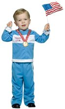 Picture of Future Gold Medalist Toddler Costume