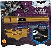 Picture of Batman Flashlight and Batarangs Set