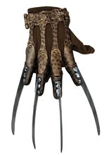 Picture of Freddy Krueger Adult Glove