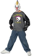 Picture of Clown Spike Teen Deluxe Costume
