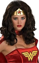 Picture of Wonder Woman Deluxe Adult Wig