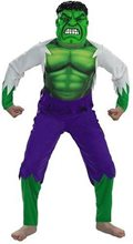 Picture of Marvel Deluxe Hulk Child Costume