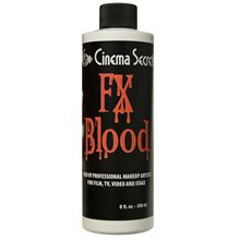 Picture of Bottle of Fx Blood 8 oz