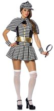 Picture of Detective Adult Womens Costume