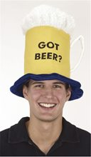 Picture of Beer Mug Adult Hat