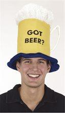 Picture of Beer Mug Adult Hat