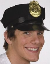 Picture of Police Adult Hat (More Colors)