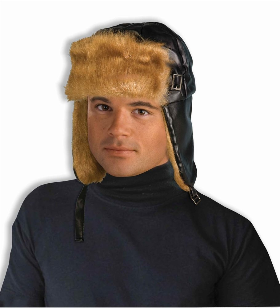 Picture of Furry Aviator Adult Hat