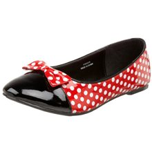 Picture of Minnie Mouse Adult Flats