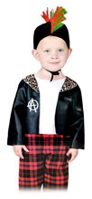 Picture of Little Punk Toddler Costume