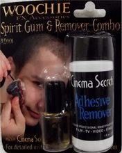 Picture of Woochie Spirit Gum and Remover Combo Pack