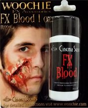 Picture of Woochie FX Blood 1 oz