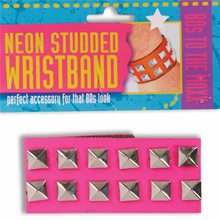 Picture of Neon Studded Wristband