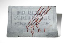 Picture of Freddy Krueger Footstone