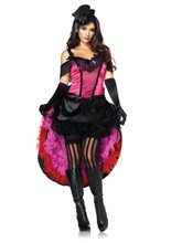 Picture of Highkick Honey Adult Womens Costume