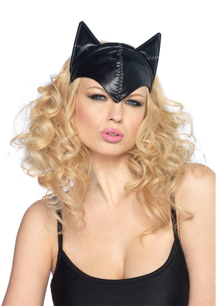 Picture of Feline Femme Fatale Cat Mask