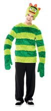 Picture of Yo Gabba Gabba Brobee Adult Mens Costume