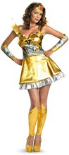 Picture of Transformers Bumblebee Dress Adult Costume