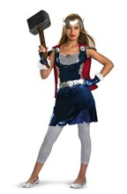 Picture of Marvel Thor Girl Junior Costume