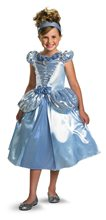Picture of Deluxe Cinderella Child Costume