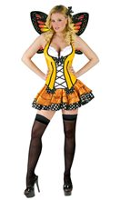 Picture of Butterfly Queen Adult Costume