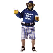 Picture of Ultimate Party Animal Plus Size Costume