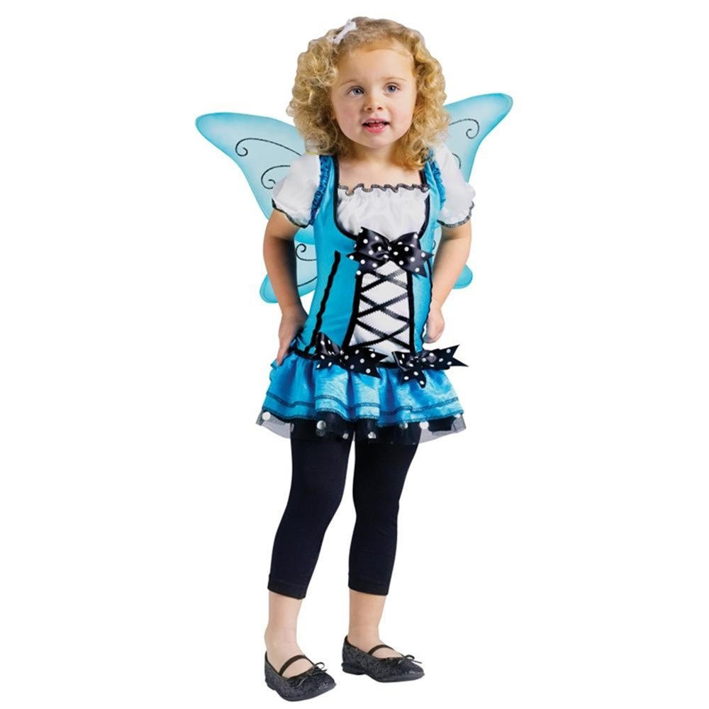 Picture of Bluebelle Fairy Toddler Costume