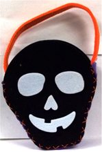 Picture of Skeleton Candy Bucket