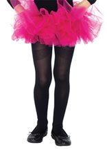 Picture of Neon Pink Organza Child Tutu